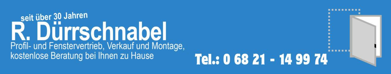 DUERSCHNABEL FENSTER – Qualifizierter Partner in Sachen Fenster & Türen in Neunkirchen / Saar